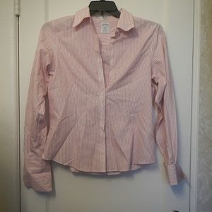 NWT Brooks Brothers long sleeve shirt